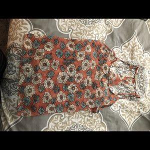 Tops - Summer floral top